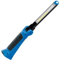 Draper 65421 RIL/SL230/UV 3W Slimline COB LED Rechargeable Magnetic Inspection Lamp with UV Torch