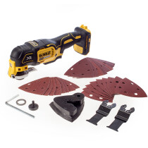 DeWalt DCS355N Body Only 18V Brushless Multi Tool