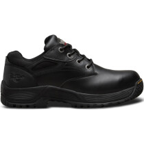 Dr. Martens 6675 Calvert ST Black Leather S1P SRC Safety Shoe