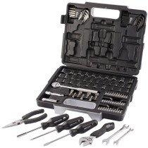 """Draper 68503 RL-TK105 105 Piece 1/4, 3/8"""" Sq. Dr. Tool Kit"""