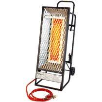 Clarke GRH35 Portable Propane Radiant Gas Heater 6920016