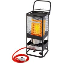 Clarke GRH125 Portable Propane Radiant Gas Heater 6920017