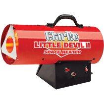 Clarke 6926020 Little Devil II Propane Fired Space Heater 10.3kW