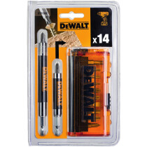 Dewalt DT71502 Screwdriver Bit Set 14 Piece