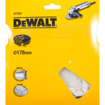 Dewalt DT3622 178mm Polishing Bonnets for DWP849X Polisher