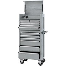 "Draper 70501 *TC4C/RC6C/G 26"" Combination Roller Cabinet and Tool Chest (10 Drawer)"