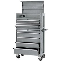 "Draper 70503 *TC4C/RC5C/36/G  36"" Combination Roller Cabinet and Tool Chest (9 Drawer)"