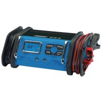 Draper 70548 BCMC18 12V/24V Battery Charger for Lead - Acid, Gel, AGM and MF Batteries