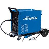 Draper 71092 MW190T 230/400 V Gas/Gasless Turbo Mig Welder (180 A)