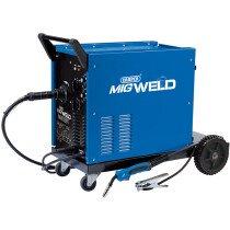 Draper 71093 MW230T 230/400 V Gas/Gasless Turbo Mig Welder (220 A)