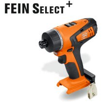 """Fein ABSU12W4C Select Body Only 12V 2-Speed Drill/Driver (1/4"""" Hex) in Case"""