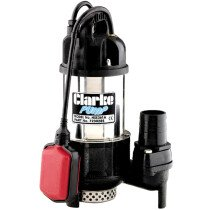 Clarke HSE361A 110V 960W Sub Pump with Float Switch 7230285