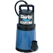 "Clarke CSE2 1¼"" 750W 230v Submersible Clean Water Pump 7230560"