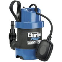 Clarke PSV1A 335W Dirty and Clean Water Submersible Pump 230v 7236035