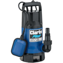 Clarke PSV4A Dirty Water Submersible Pump 750w 230V 7236044