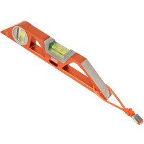 Bahco TAH466-250 Scaffold Level with a Dyneema String