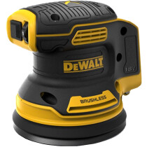 DeWalt DCW210N-XJ 18V Body Only Brushless 125mm Random Orbital Sander