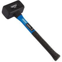 Draper 74320 DBH14 Rubber Dead Blow Mallet with Fibreglass Shaft (900g/32oz)