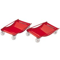 Clarke AWD1 Automotive Wheel Dolly (Pair) 7630205
