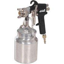 Silverline 763556 Spray Gun High Pressure