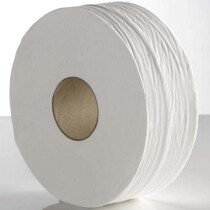 Lawson-HIS MJ30060R Jumbo Toilet Roll 60mm Core (Carton of 6) 2Ply 300m