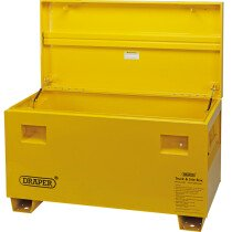 Draper 78785 DBB915/B/Y Contractors Secure Storage Box (36 Inches)