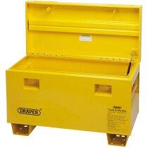Draper 78787 DBB1220/B/Y Contractors Secure Storage Box (48 Inches)