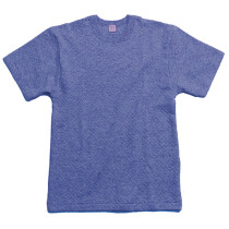 Lawson-HIS 802 (XL) Thermal Short Sleeved Vest Demin Blue - X-LARGE