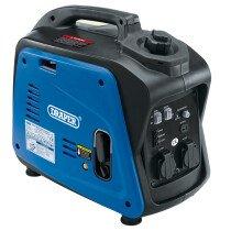 Draper 80956 DGI2000 2kVA /1.6kW 4 Stroke Engine Petrol Inverter Generator