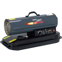 Draper 81027 DSH77 Jet Force, Diesel and Kerosene Space Heater (70,000 BTU/20kW)