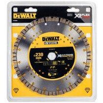 DeWalt DT40260-QZ 230mm x 22.23mm Extreme Diamond Blade