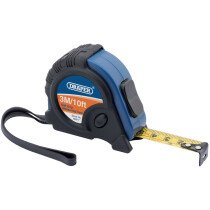 Draper 82817 DMTRQT 3 M/10ft Professional Measuring Tape