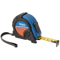 Draper 82818 DMTRQT 5M/16ft Professional Measuring Tape