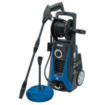 Draper 83414 PW2200 2200W 230V Pressure Washer with Total Stop Feature