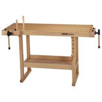 Draper 83724 CWB2EXP/A Heavy Duty Carpenters Workbench (1495 x 655 x 840mm)