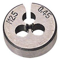 "Draper 83804 SKC2B 13/16"" Outside Diameter 2.5mm Coarse Circular Die"