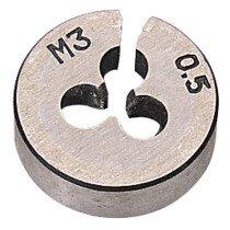 "Draper 83805 SKC2B 13/16"" Outside Diameter 3mm Coarse Circular Die"
