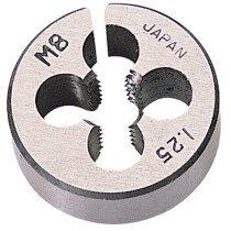 "Draper 83810 SKC2B 1"" Outside Diameter 8mm Coarse Circular Die"