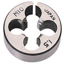 "Draper 83812 SKC2B 1"" Outside Diameter 10mm Coarse Circular Die"