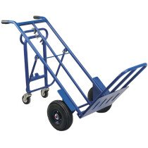 Draper 85673 DST3/T  3 in 1 Heavy Duty Sack Truck