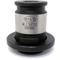 Unibor 8620014 M16 Tapping Collet for No 2 Holder for Broaching Machine