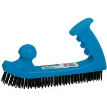 Silverline 868565 Jumbo Easy Grip Wire Brush