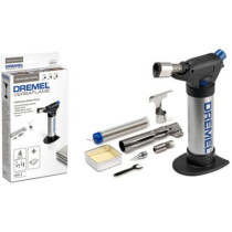 Dremel F0132200JA VersaFlame Gas Blow Torch With 7 Accessories