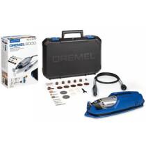 Dremel F0133000JR 3000 Series + 25 Accs + Flexshaft