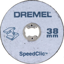 Dremel 2615S406JC (Replaces 2615S406JA) SpeedClic Starter Set SC406