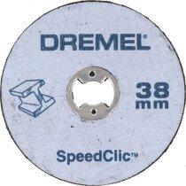 Dremel 2615S406JC (Replaces 2615S406JA) SpeedClic Starter Set SC406