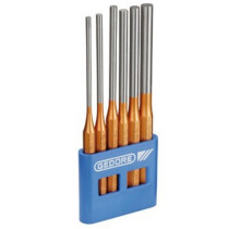 Gedore 8866290 Pin Punch Set - 6 Pieces