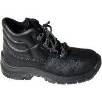 "Almar 89801 ""BOURBANE"" Safety Boot S1-P - Black-UK Size 6"