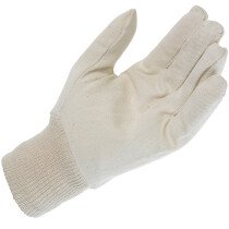 Lawson-HIS GLC008 8oz Cotton Drill Glove (Pack of 12)