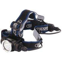 Draper 90064 RHL4 10W Rechargeable LED Headlamp